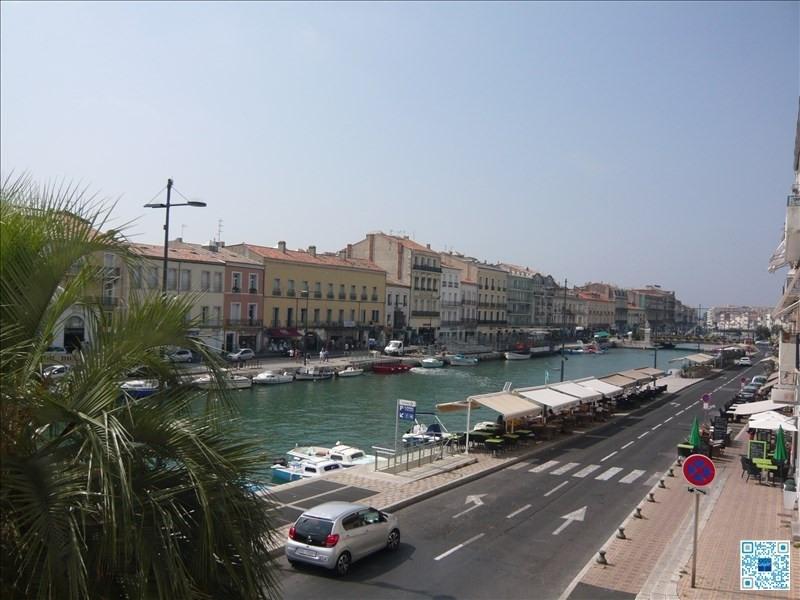 Location appartement Sete 760€ CC - Photo 1