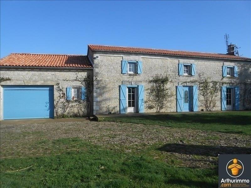 Sale house / villa Aulnay 314022€ - Picture 1