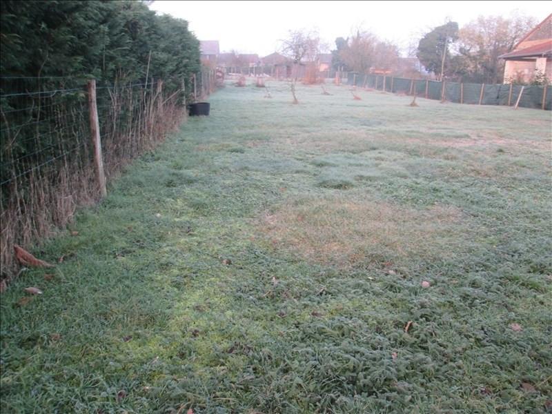 Vente terrain Reyssouze 29000€ - Photo 2