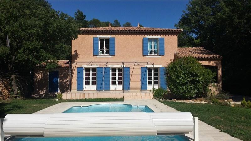 Vente maison / villa Brignoles 399000€ - Photo 1