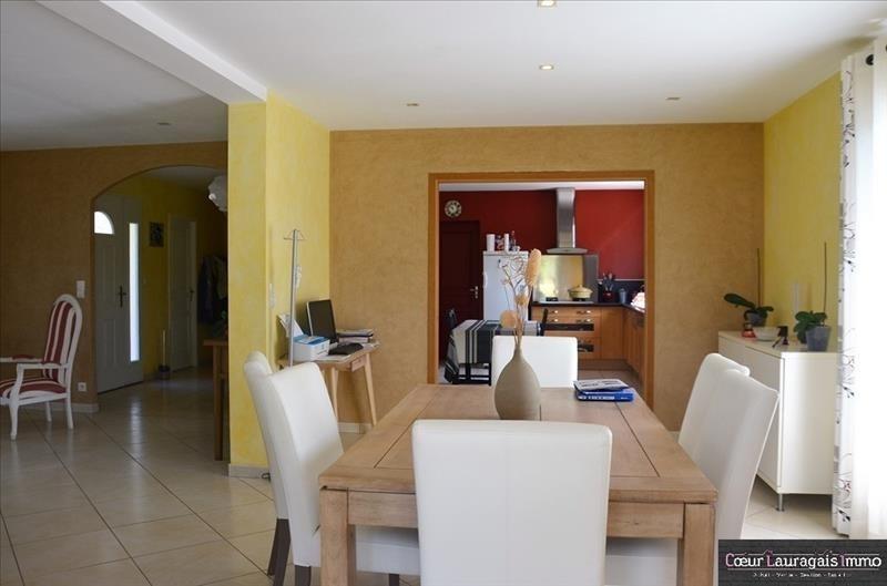Sale house / villa Caraman 388500€ - Picture 4