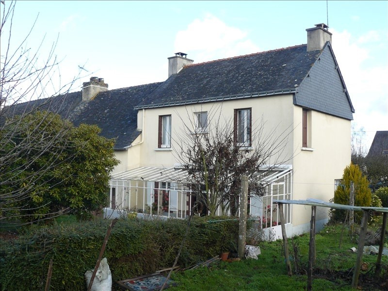 Sale house / villa Josselin 69 500€ - Picture 1