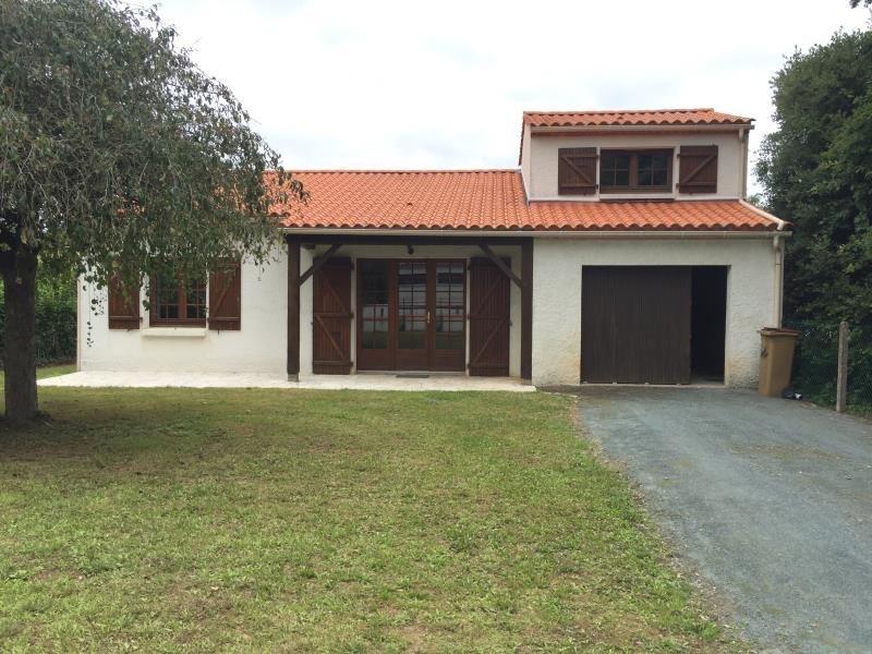 Vente maison / villa Jard sur mer 234000€ - Photo 1