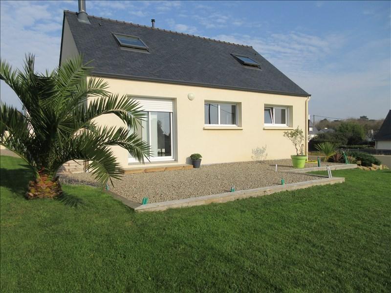 Vente maison / villa Esquibien 208400€ - Photo 1