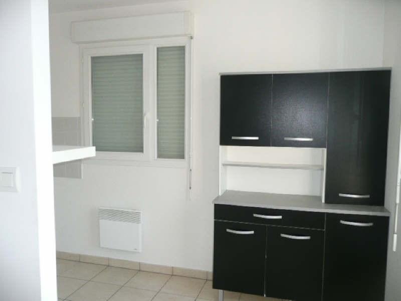 Rental apartment Aubigny sur nere 467€ CC - Picture 2