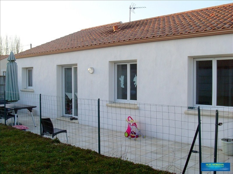 Rental house / villa Arthon en retz 700€ CC - Picture 1