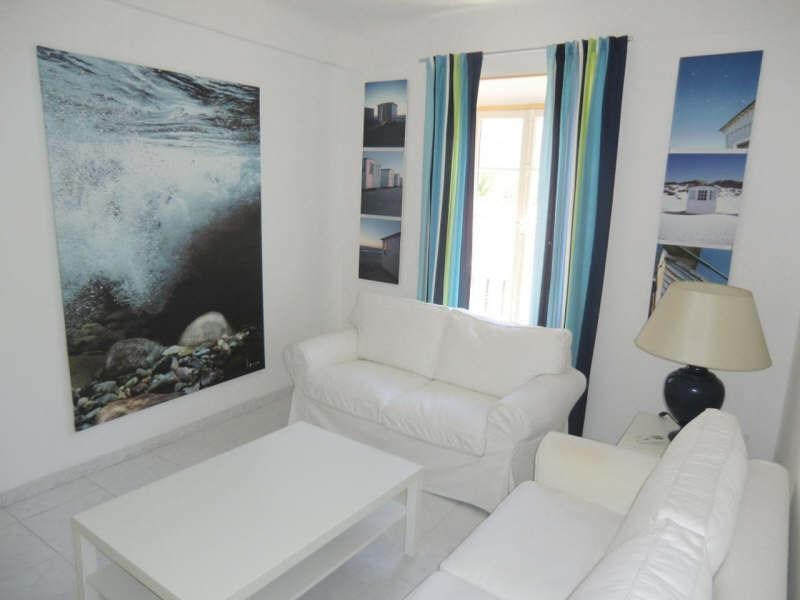Sale apartment Nice 230 000€ - Picture 1