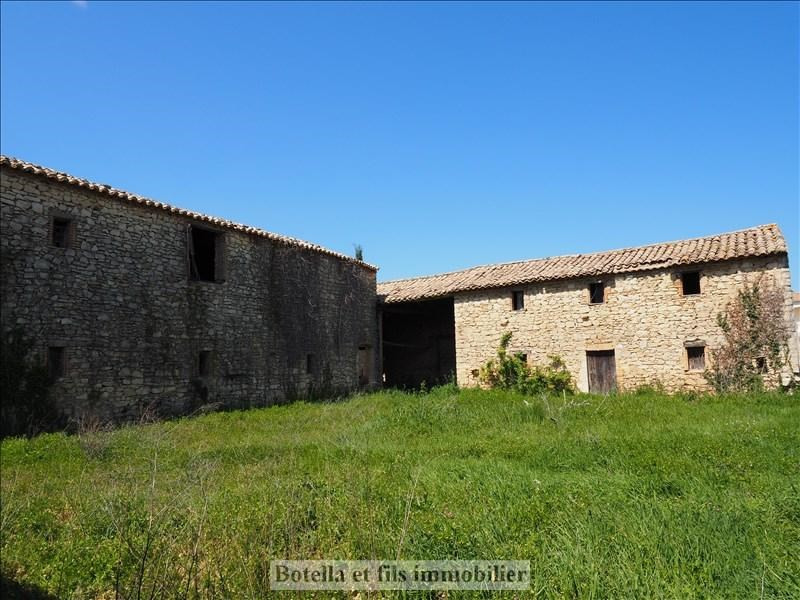 Vendita casa Goudargues 227000€ - Fotografia 1
