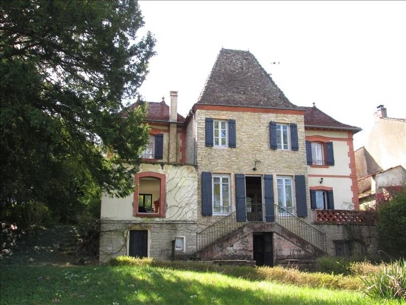 Vente maison / villa Tournus 380000€ - Photo 1