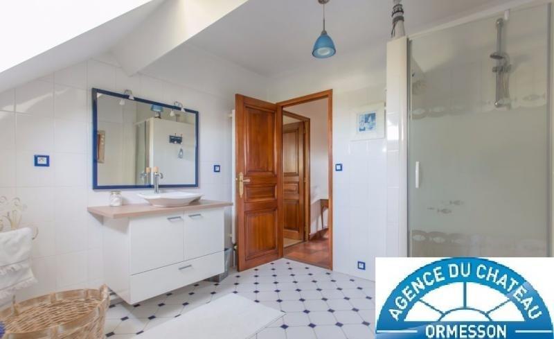 Sale house / villa Noiseau 532000€ - Picture 7