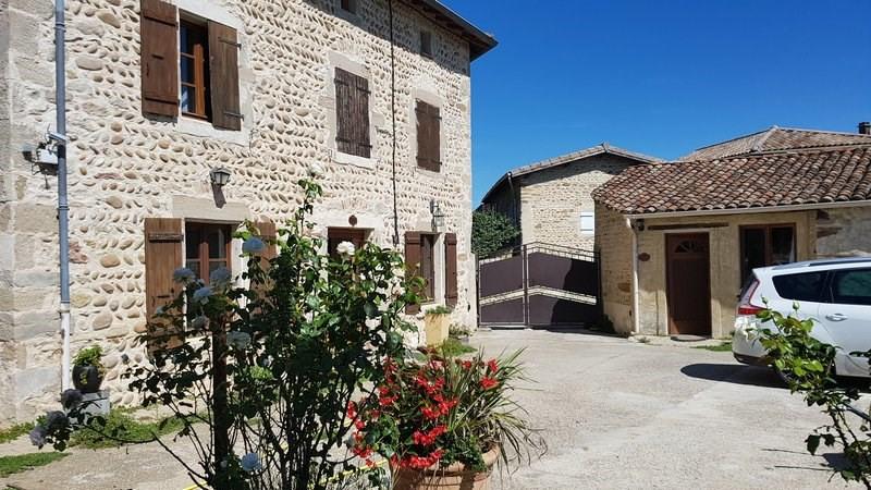 Vente maison / villa Chateauneuf de galaure 430000€ - Photo 1