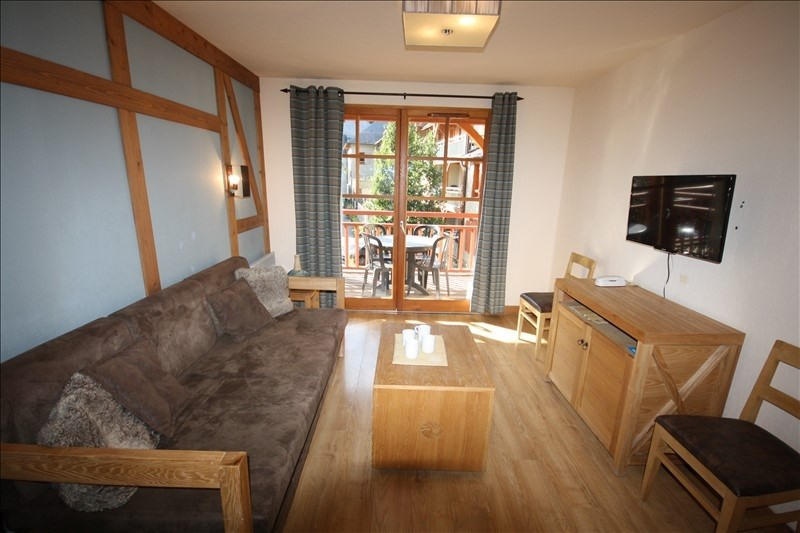 Deluxe sale apartment St lary soulan 126000€ - Picture 1
