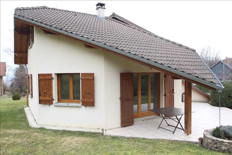 Vente maison / villa Chapareillan 373000€ - Photo 2