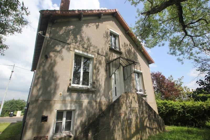 Vente maison / villa Sermoise sur loire 138 000€ - Photo 1