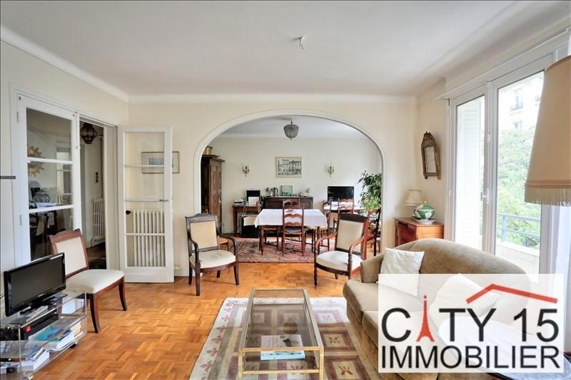 Venta de prestigio  apartamento Paris 15ème 1015000€ - Fotografía 7