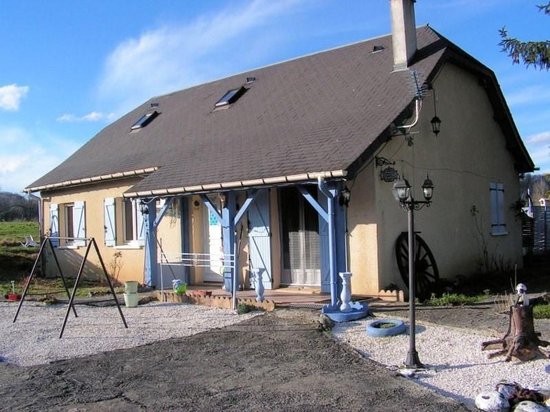 Sale house / villa Benac 150500€ - Picture 1