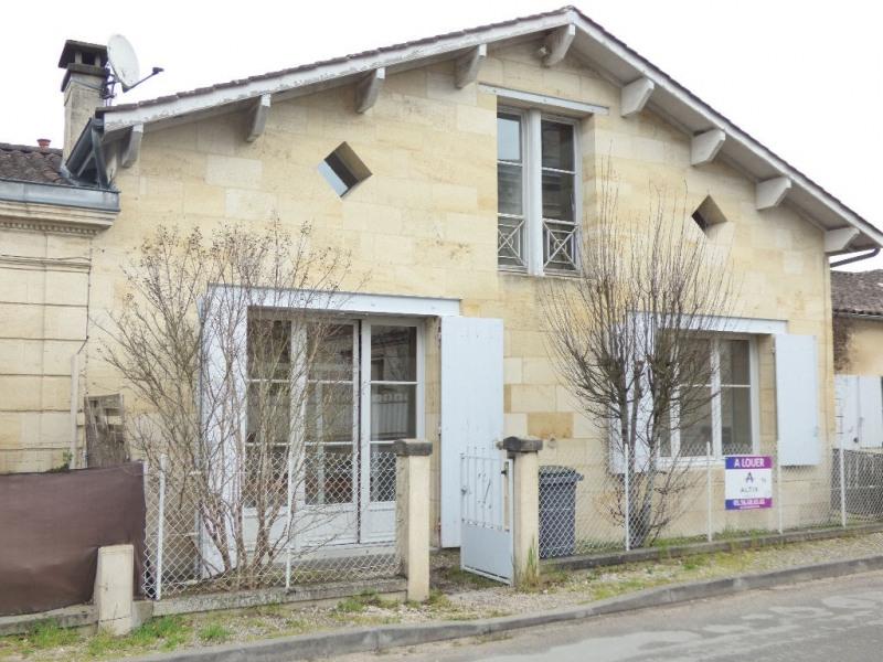 Location maison / villa Saint sulpice et cameyrac 910€ CC - Photo 1