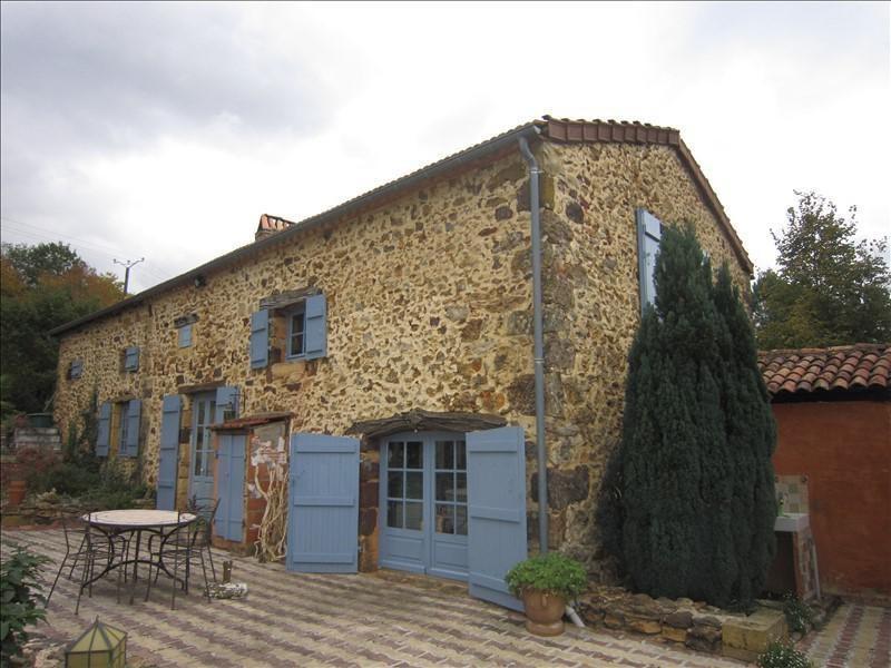 Sale house / villa St avit riviere 176000€ - Picture 2
