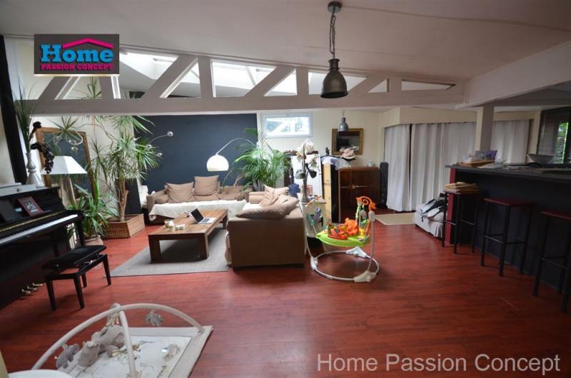 Vente appartement Nanterre 570000€ - Photo 3