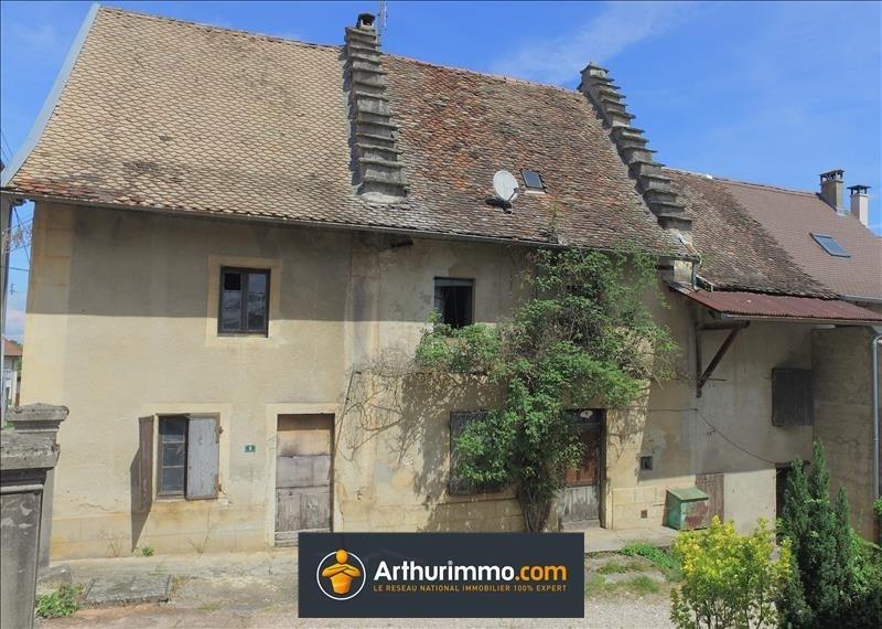 Sale house / villa Passins 61000€ - Picture 1