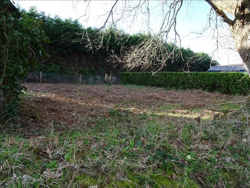 Venta  terreno Fouesnant 51000€ - Fotografía 1