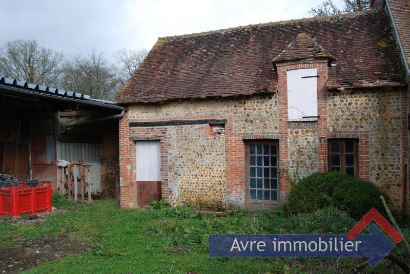 Sale house / villa Verneuil d avre et d iton 168000€ - Picture 8