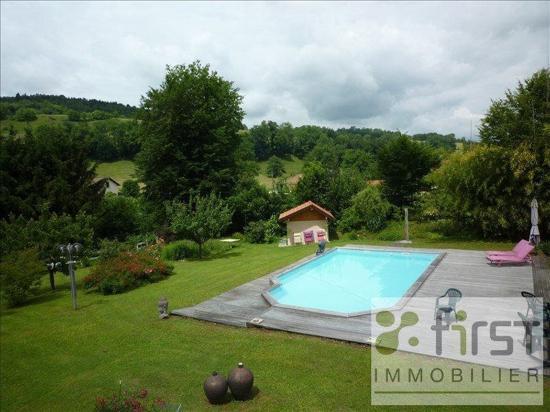 Deluxe sale house / villa Cusy 599 000€ - Picture 1