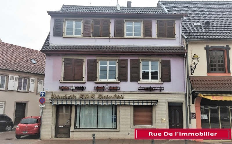 Investment property building Mutzig 212 000€ - Picture 1