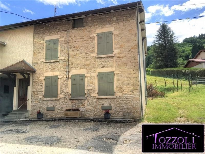 Sale house / villa Bourgoin jallieu 159500€ - Picture 1