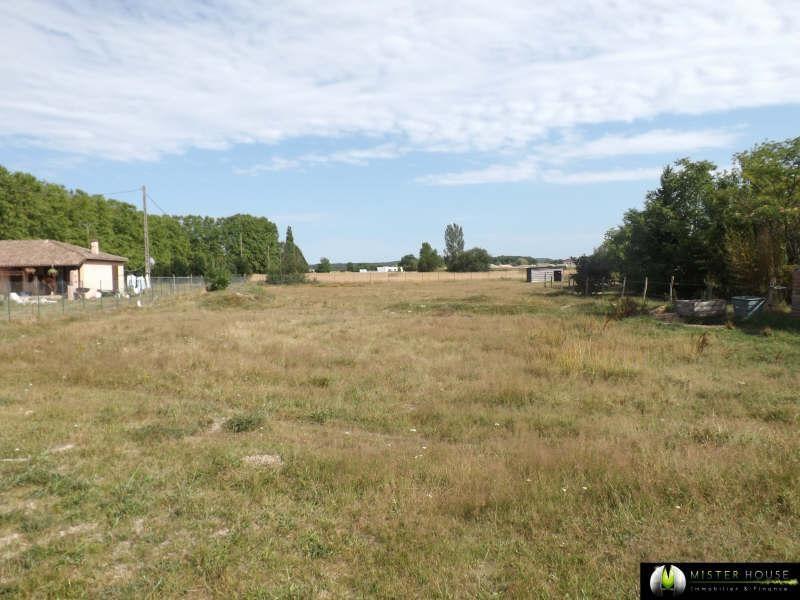 Vendita terreno Montauban 65000€ - Fotografia 1
