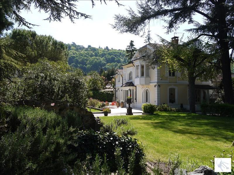 Venta de prestigio  casa Vienne 880000€ - Fotografía 1