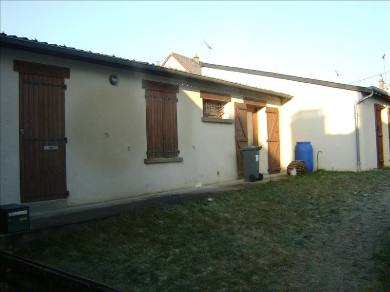 Vente maison / villa Chateau renault 104 800€ - Photo 1