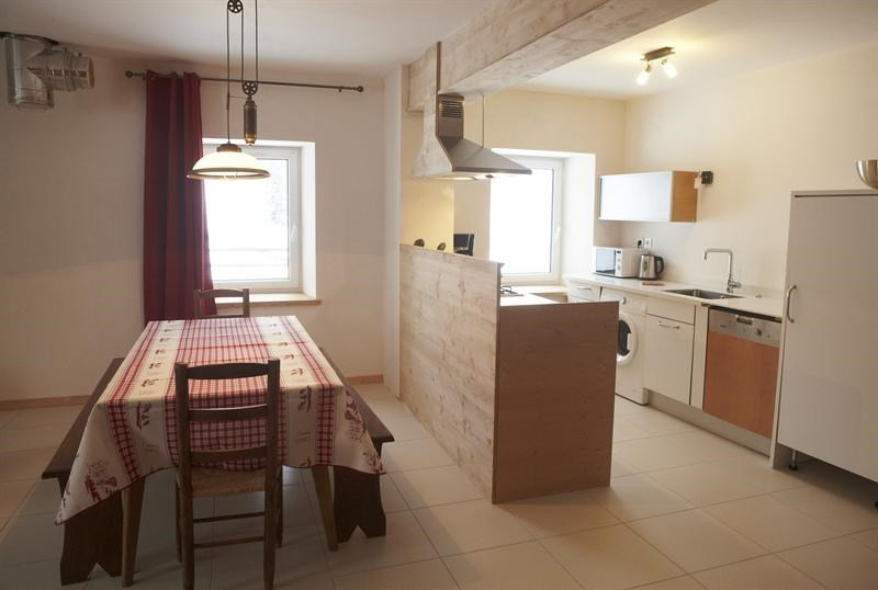Location vacances appartement Les moussieres 450€ - Photo 1