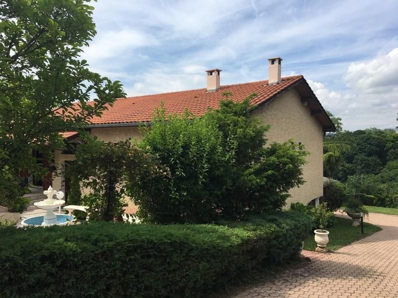 Vente de prestige maison / villa Saint-didier-au-mont-d'or 890000€ - Photo 5