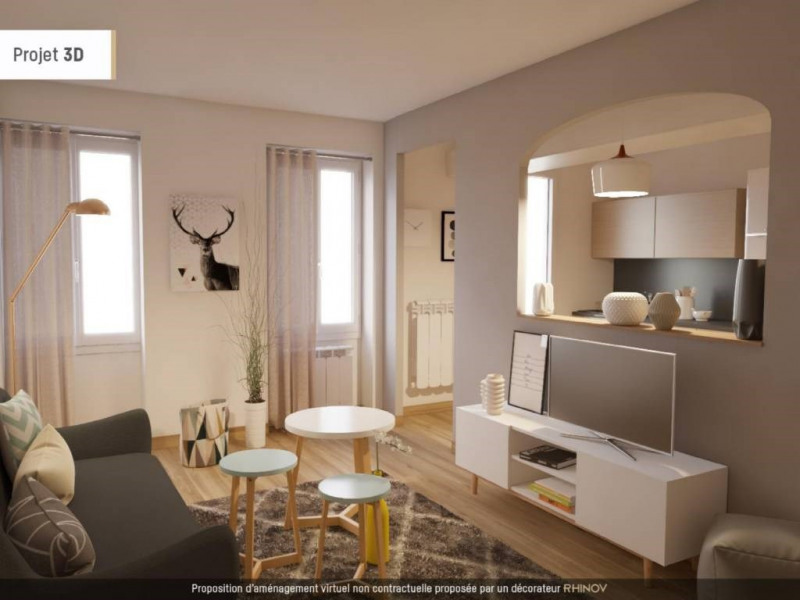 Sale apartment Avignon 219 350€ - Picture 1