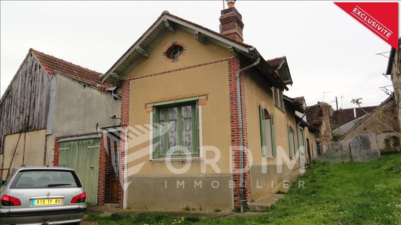 Sale house / villa Toucy 55 000€ - Picture 1