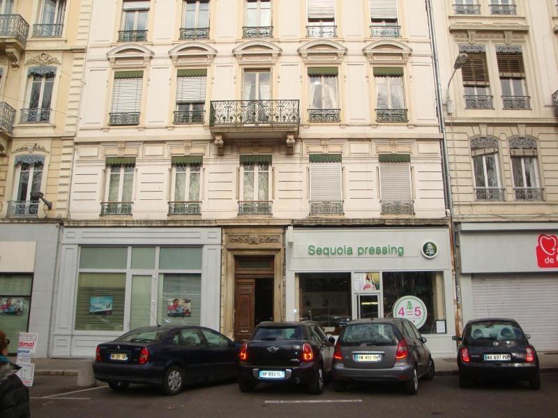 Location appartement Lyon 6ème 1240€ CC - Photo 1