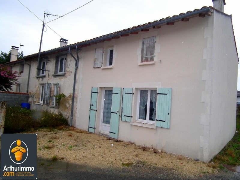 Sale house / villa Matha 54500€ - Picture 1