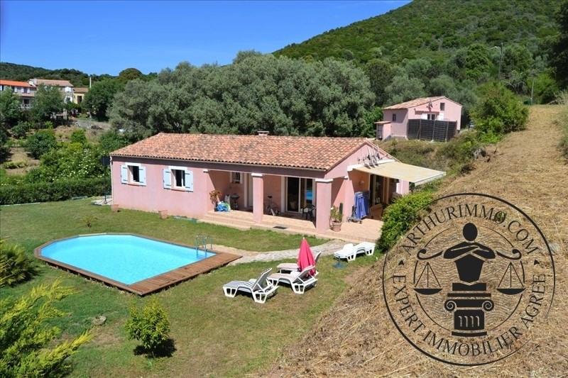 Sale house / villa Alata 379000€ - Picture 1