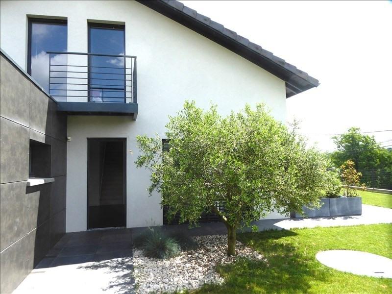 Vente maison / villa Heyrieux 536000€ - Photo 2