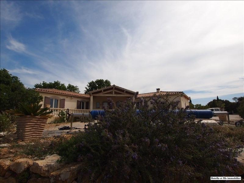Sale house / villa Uzes 385000€ - Picture 13