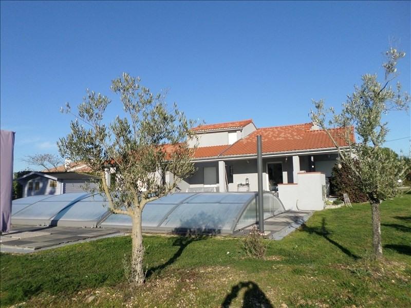 Vente maison / villa Vacquiers 356000€ - Photo 1