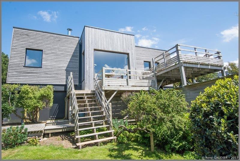 Vente maison / villa Pleumeur bodou 494880€ - Photo 4