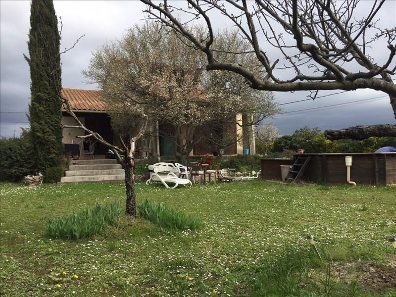 Sale house / villa Pourrieres 367000€ - Picture 1