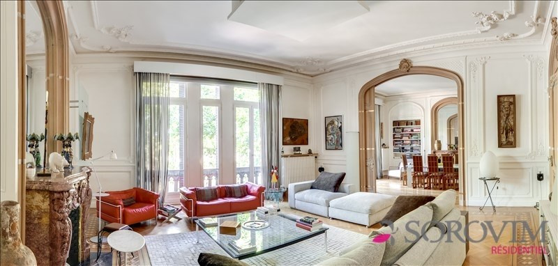 Vente de prestige appartement Lyon 6ème 3 100 000€ - Photo 2