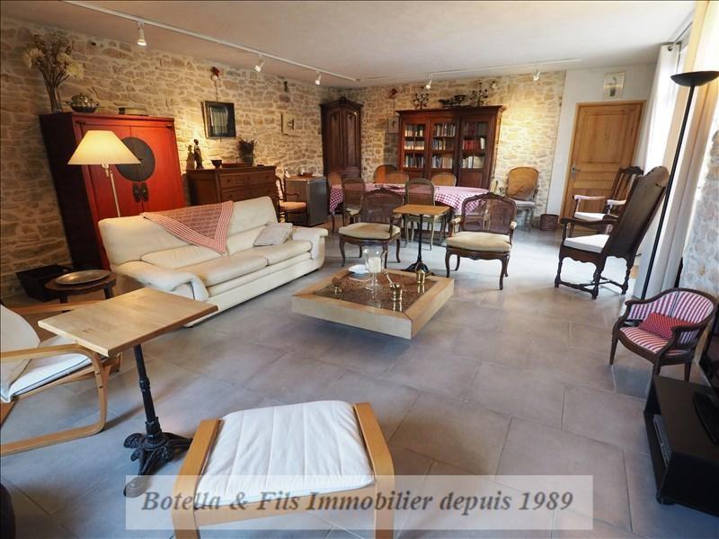 Immobile residenziali di prestigio casa Goudargues 545000€ - Fotografia 3
