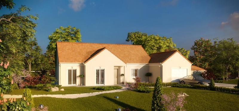 Maison  5 pièces + Terrain 983 m² Saint-Sérotin par MAISONS PIERRE