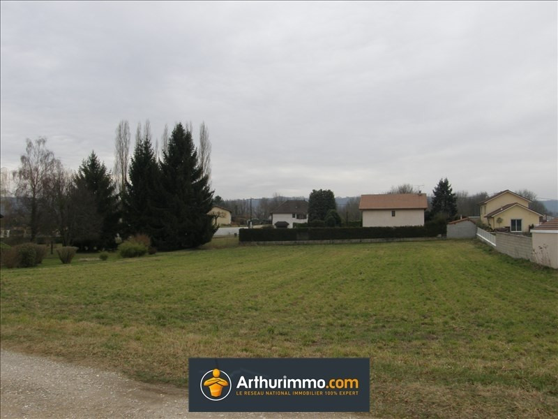 Vente terrain Morestel 112 000€ - Photo 2