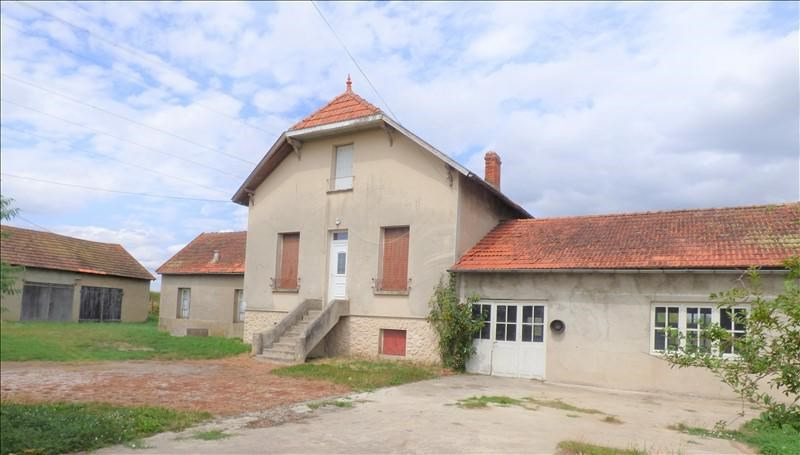 Vente maison / villa Loriges 121 000€ - Photo 8