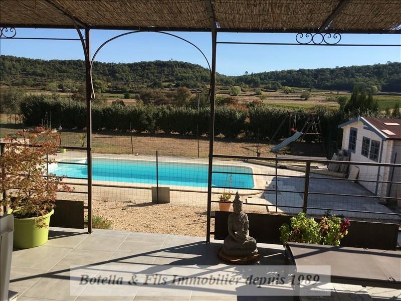 Venta  casa Uzes 265000€ - Fotografía 1